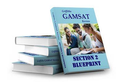 GAMSAT Section 2 BLUEPRINT