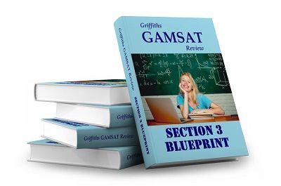 GAMSAT Section 3 BLUEPRINT