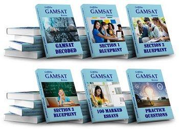 GAMSAT Study Package