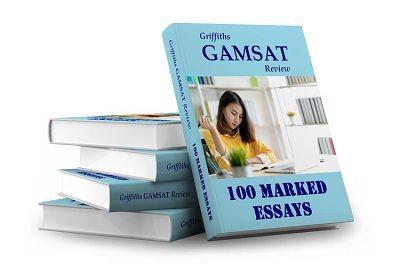 GAMSAT 100 Marked Essays