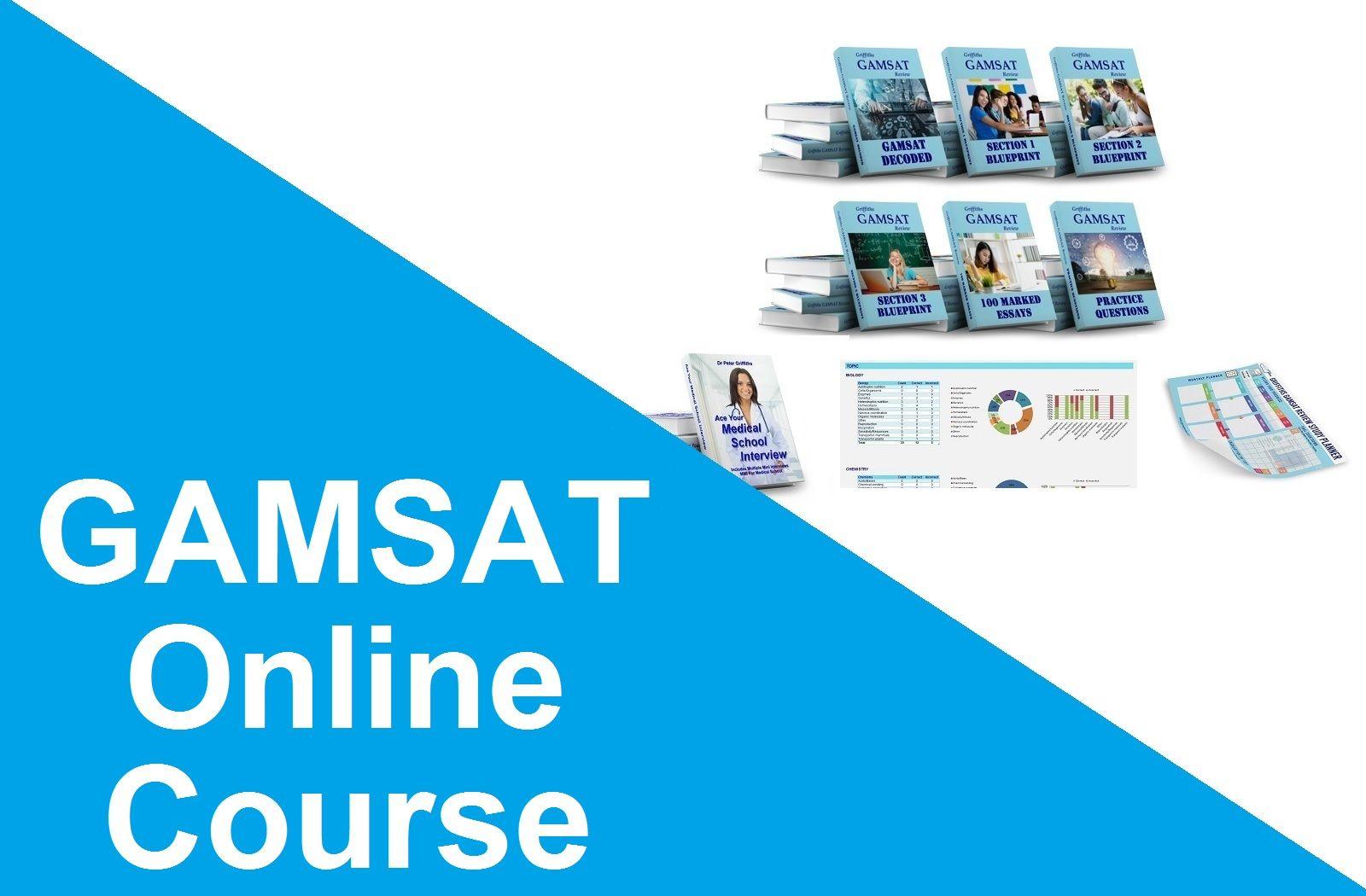 GAMSAT Online Course