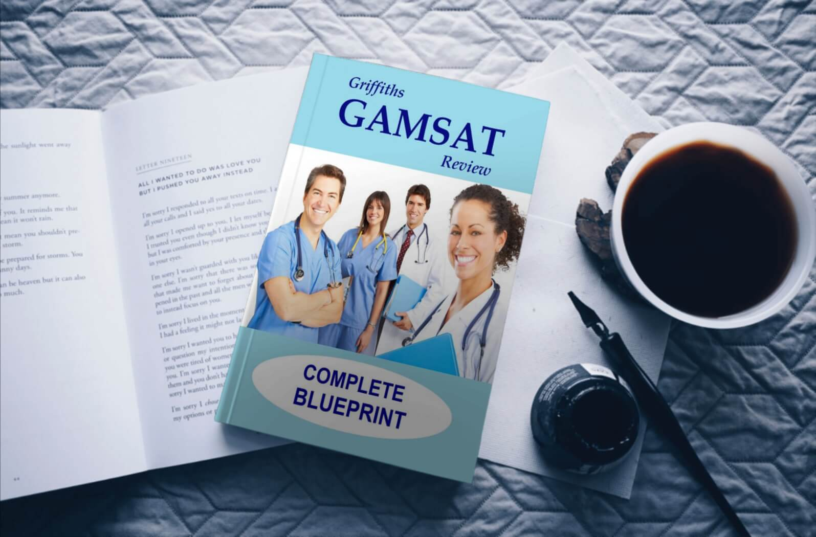 GAMSAT Study Plan