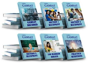 GAMSAT ebook Preparation Package