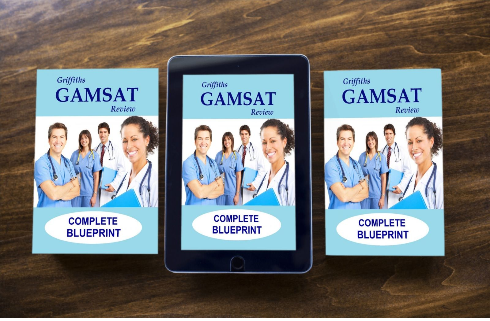 Gamsat EBook Preparation Package