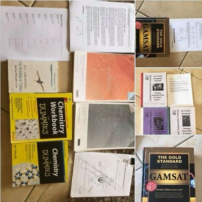 Gamsat Materials
