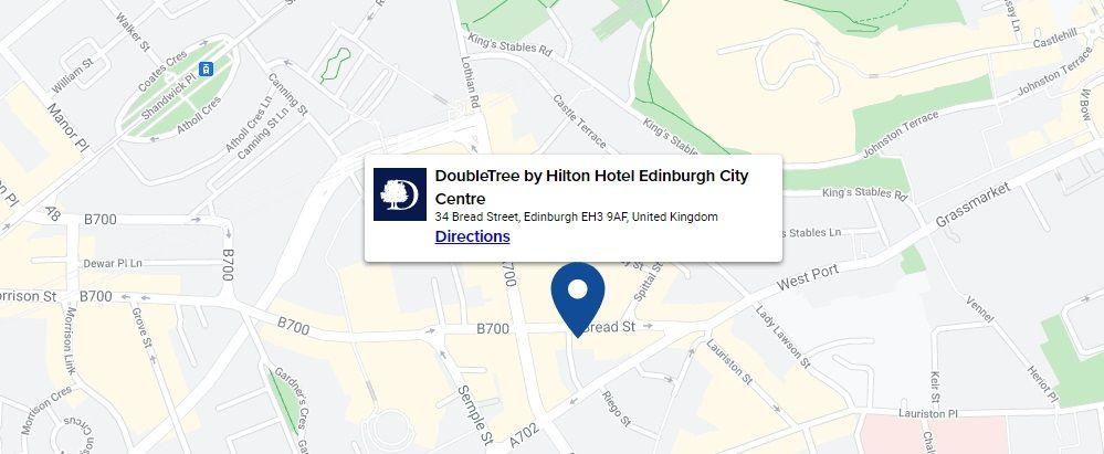 Edinburgh Gamsat Test Centre